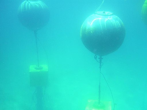 CETO underwater wave energy device