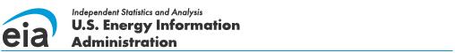 Energy Information  Administration (EIA) Logo - Need Help? 202-586-8800