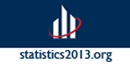 The International Year of Statistics banner