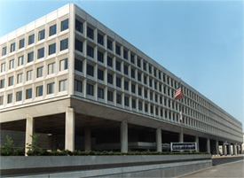 photo of the James Forrestal building