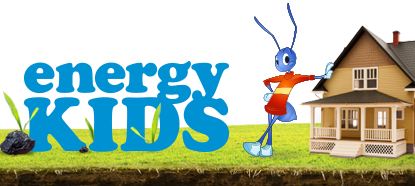 Small image of Energy Kids banner with host Energy Ant