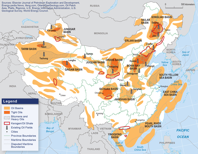 China - International - Analysis - U S  Energy Information
