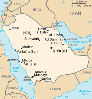 Saudi Arabia - International - Analysis - U S  Energy