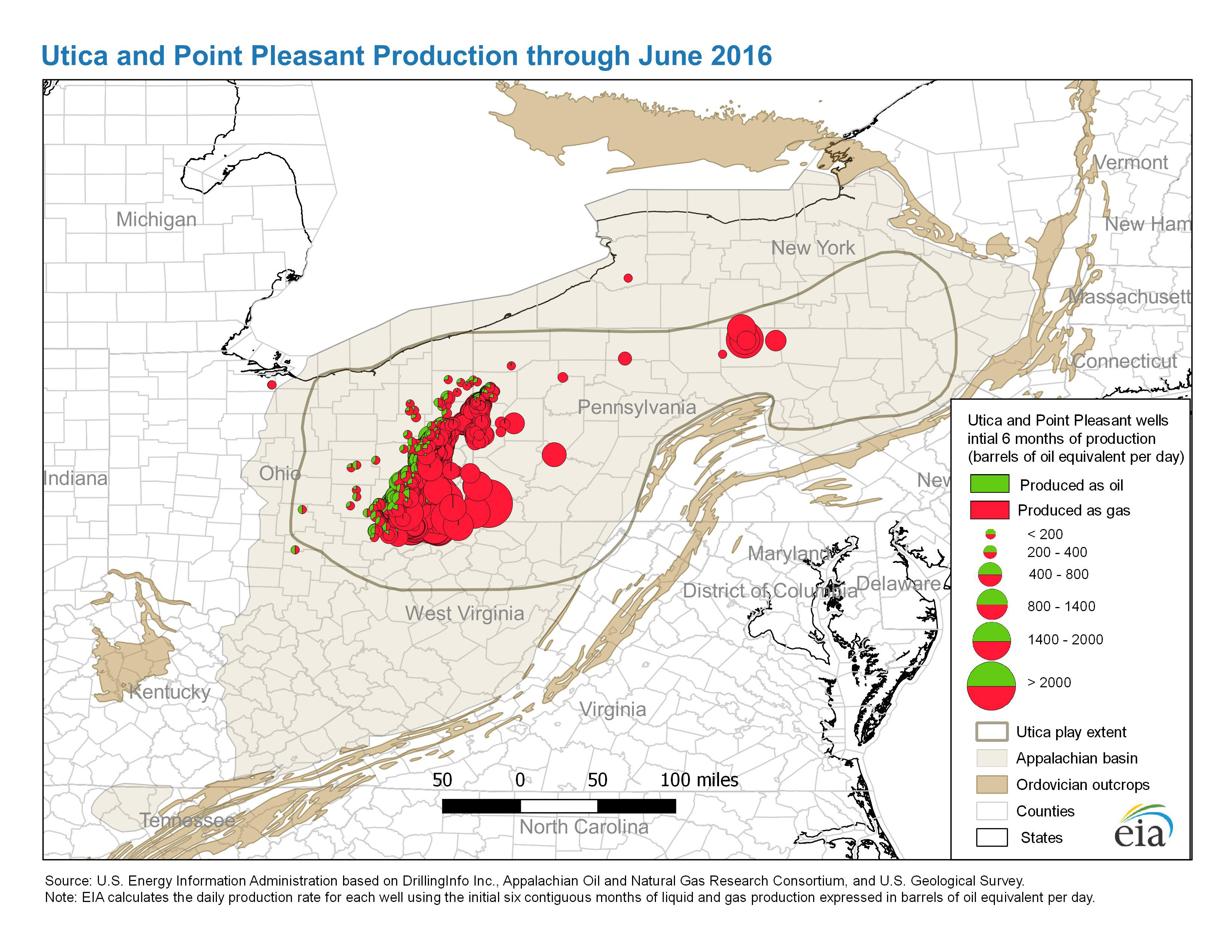 Maps Exploration Resources Reserves And Production Energy - Us fracking map 2016