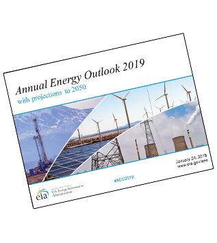 EIA - Annual Energy Outlook 2019