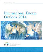 Cover of International Energy Outlook