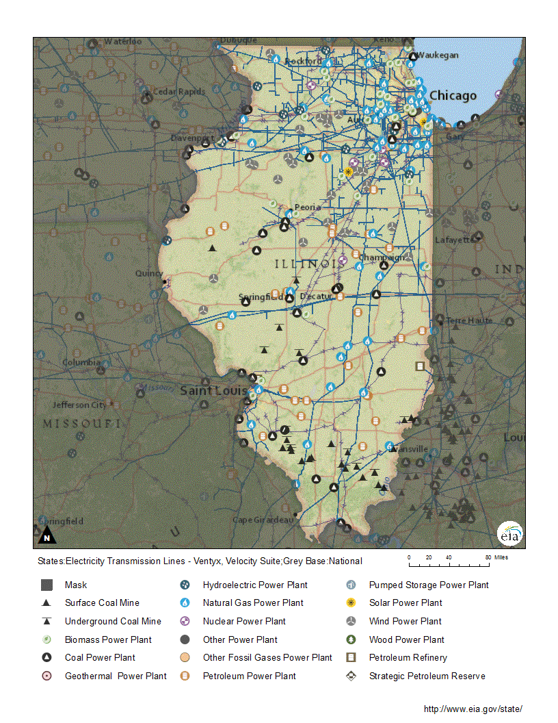 Natural Gas Pipeline Map Illinois Pictures To Pin On
