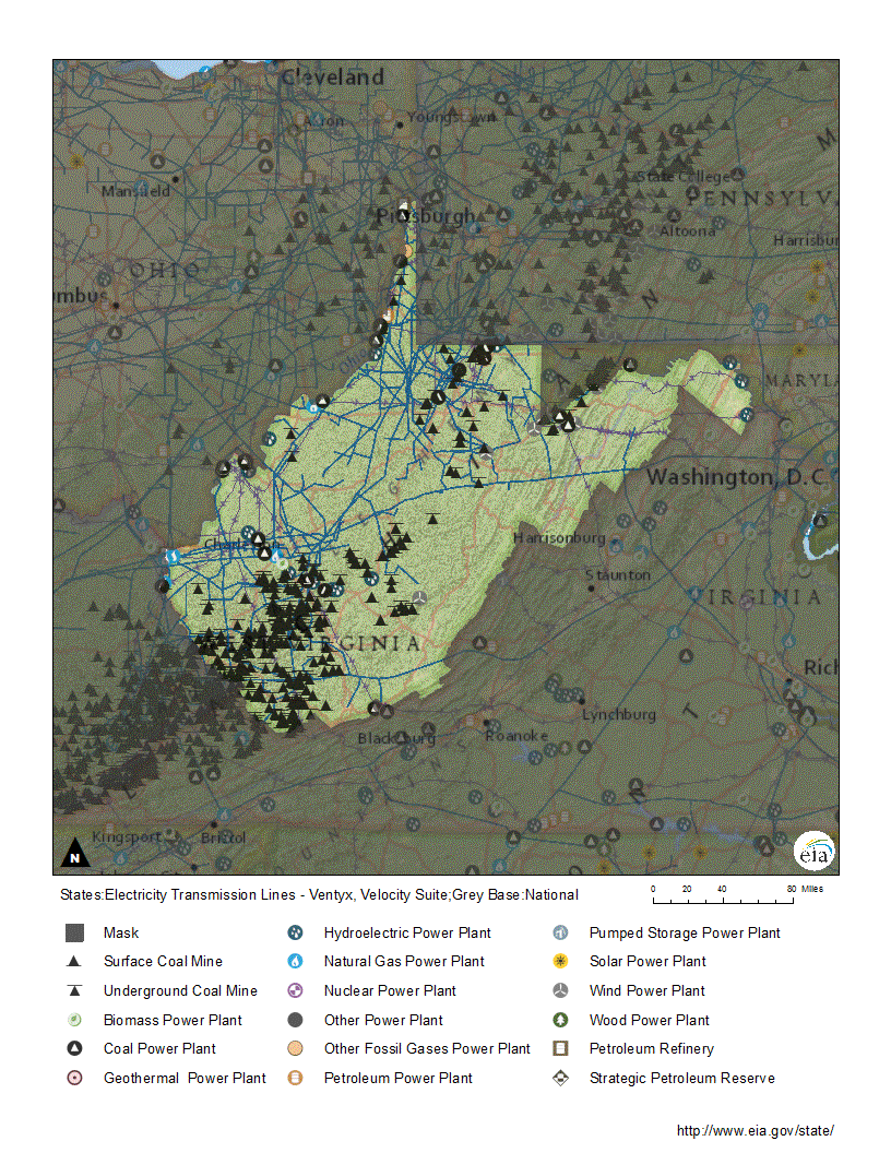West Virginia Profile
