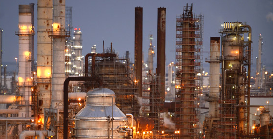 Petroleum Refineries Vary By Level Of Complexity Today
