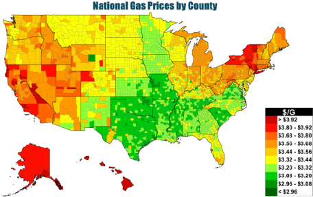 effects of fuel prices of national power supply Nuclear power plants the nuclear fuel cycle  the effect on prices intensifies because supply is often unable to react quickly to short-term increases in demand .
