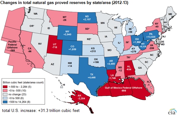 Marcellus Shale Development Delivering Energy Securitynatural Gas Now - Us-oil-fields-map