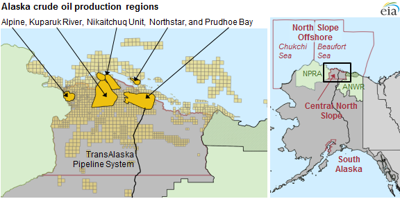 Fourth image of Thoughts On Alaska Oil Gas with Oil exploration in the U.S. Arctic continues despite ...