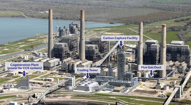 Texas and Saskatchewan have only carbon capture and sequestration plants in world