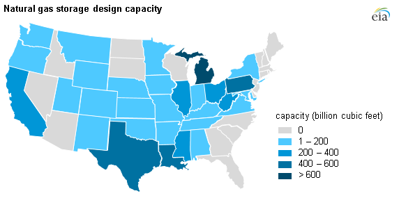 map of design capacity, as explained in the article text