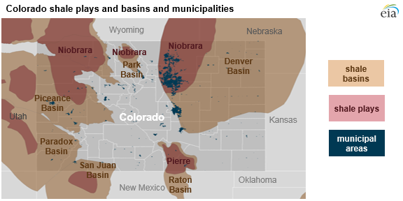 Colorado changes its regulatory structure for oil and natural gas production